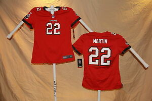 DOUG MARTIN Tampa Bay Buccaneers NIKE Game JERSEY Womens Large NWT ... ef1f29fb9
