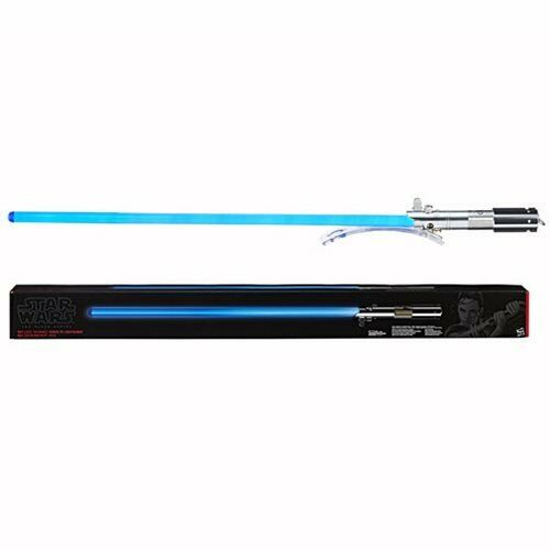 NEW Star Wars Nero Serie Force FX Rey SPADA LASER EPISODIO VII Skywalker.