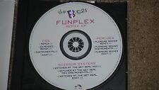 The B-52's - Funplex Remix EP - 10 Track DJ PROMO CD scissor sisters peaches css