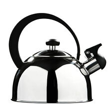 Whistling Kettle 1.35Ltr Mirror Finish Stainless Steel