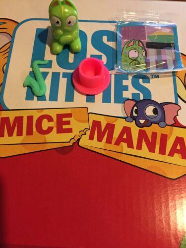Bonecos Hasbro Perdido Gatinhos Series 3-Ratos Mania ~ #CATTITUDE Sid