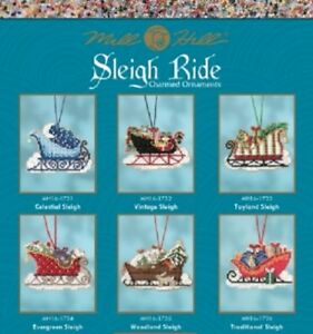 Mill-Hill-Winter-Holiday-Sleigh-Ride-Ornament-Multiple-Designs-to-Choose-From