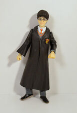 "2001 Harry Potter w/ Gryffindor House Robes Crest 5.25"" WB Movie Action Figure"