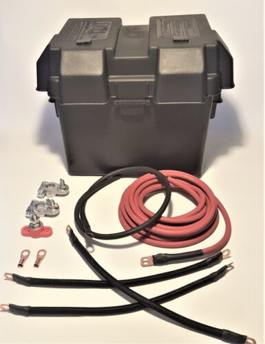 Civic Battery Relocation B Series Kit with New Grounding Kit