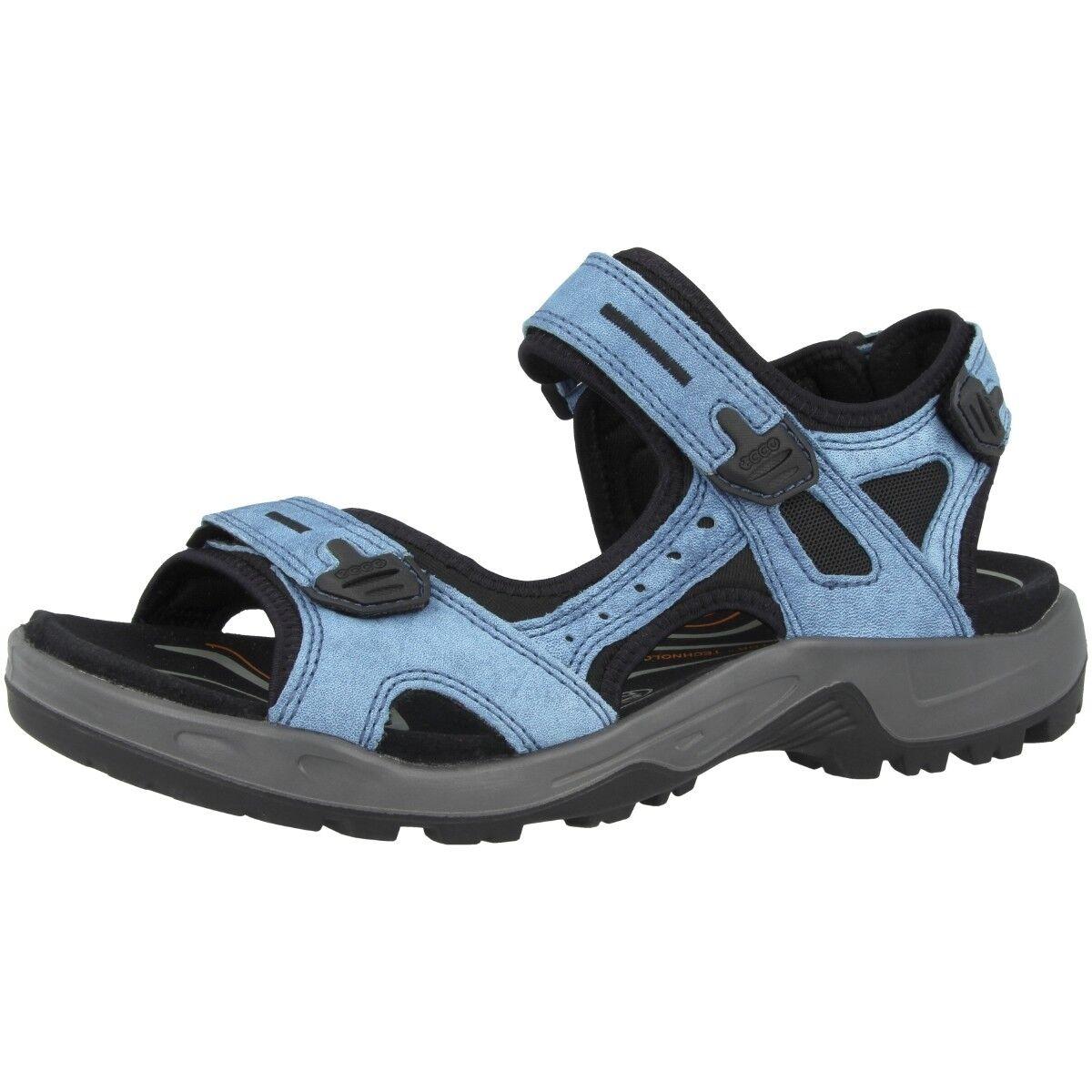 Ecco Offroad Yucatan Homme Sandales chaussures de Trekking Indigo 822094-02321