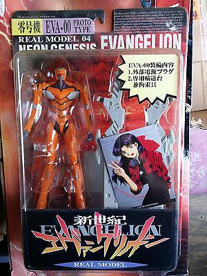 *A0828 Sega Neon Genesis Evangelion Real Model 04 EVA-00/' Proto Type Figure