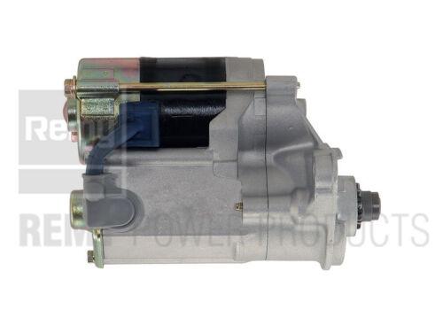 Starter Motor-GAS Remy 16578 Reman