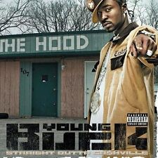 Audio CD Straight Outta Cashville - Young Buck - Free Shipping