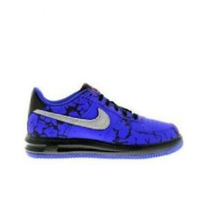outlet store a9abf f9701 Image is loading Juniors-NIKE-LUNAR-FORCE-1-16-FB-Trainers-