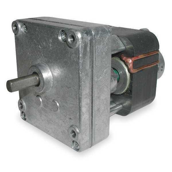 DAYTON 1LRA5 AC//DC Gearmotor,8 rpm,115V,Open Vented