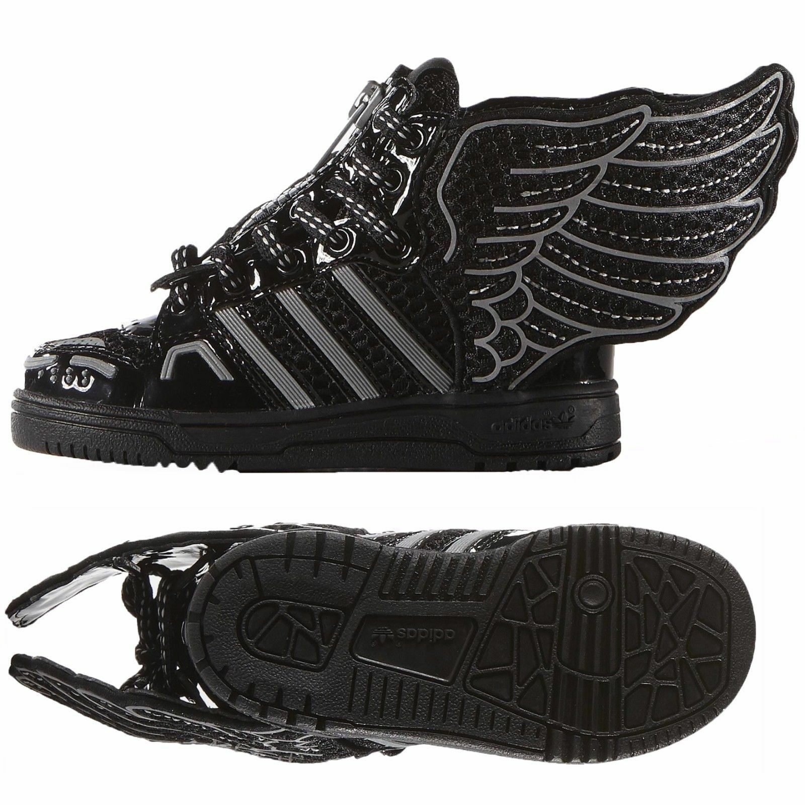 ADIDAS ORIGINALS JEREMY SCOTT JS WINGS 2.0 MESH KIDS BABIES SHOES SIZE 7K S77840