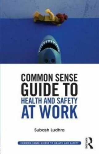1 of 1 - Common Sense Guide to Health & Safety at Work (Common Sense Guides to-ExLibrary