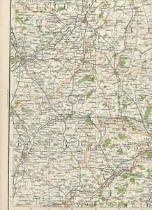 2310-1898-MAP-of-Royal-Atlas-of-England-amp-Wales-Pl-31-PETERBOROUGH-Cambridgeshir