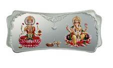 250 gms 999 Silver mmtc pamp Laxmi Ganesh coloured Yantra coin