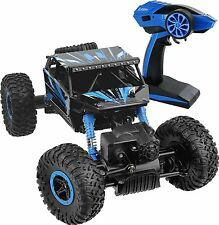 Rc Buggy Monster Truck Remote Control Off-Road 4X4 Crawler Offroad Car Big Body