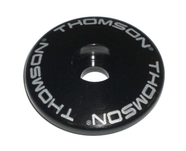Thomson Top Cap Black