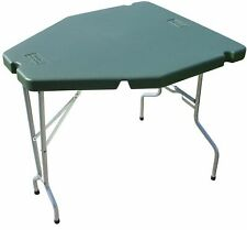 MTM PST11 Predator Forest Green Shooting Table
