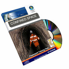 Confined Space Entry Egress Work Health & Safety Powerpoint Training Course CD