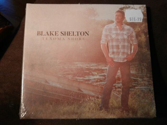 NEW ! Texoma Shore * by Blake Shelton (CD, Nov-2017, Warner Bros.)