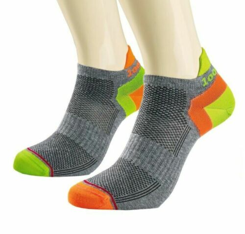 SALE 1000 Mile Trainer Liner Ankle Sport Sock Blister Free Running GYM