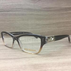b634e3ac0d37 Tory Burch TY 2039 Eyeglasses Brown Gradient 1010 Authentic 53mm | eBay