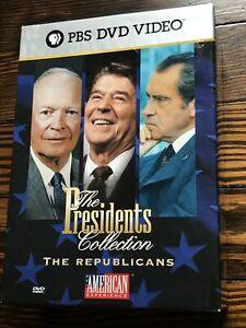 The-American-Experience-Republicans-Ronald-Reagan-Richard-Nixon-Dwight-039-Ike