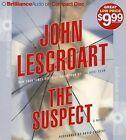 The Suspect by John Lescroart (CD-Audio, 2012)