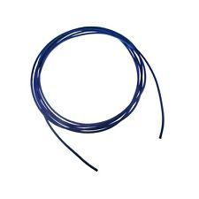 2 m Messleitung hochflexibel Messkabel 0,5mm² Laborkabel blau 0,66€/m 853629