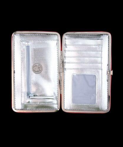 Lot New Leather Faux Hasp Women Flat Long Opera Wallet Women Purse Card Holder
