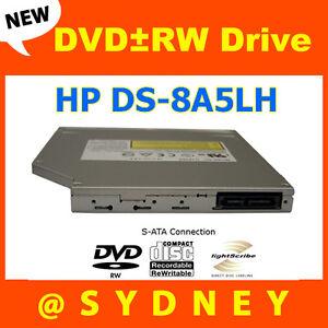HP DVD DS8A5LH WINDOWS 7 64 DRIVER