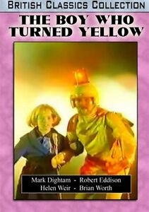 Мальчик, который стал желтым / The Boy Who Turned Yellow (1972) DVDRip | L1