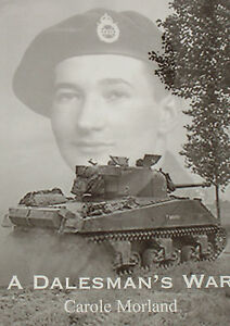 DALEMANS-WAR-WW2-Army-Royal-Tank-Regiment-24th-Lancers-Second-World-War-History