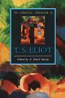 The Cambridge Companion to T. S. Eliot by Cambridge University Press (Paperback, 1994)