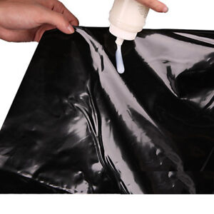 Image Is Loading Cozy Feel PVC Bed Sheet For Wet Games
