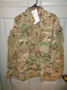 cac167be5f2 NWT USGI OCP FR Multicam Uniform Jacket Coat Field Shirt Army ...