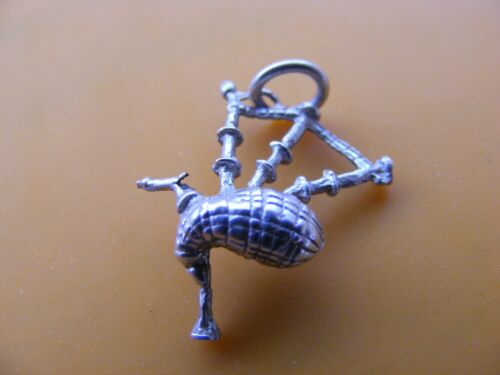 C vintage plata esterlina encanto encantos Vela Teddy obstruir Boot Bruja Tetera De Coche