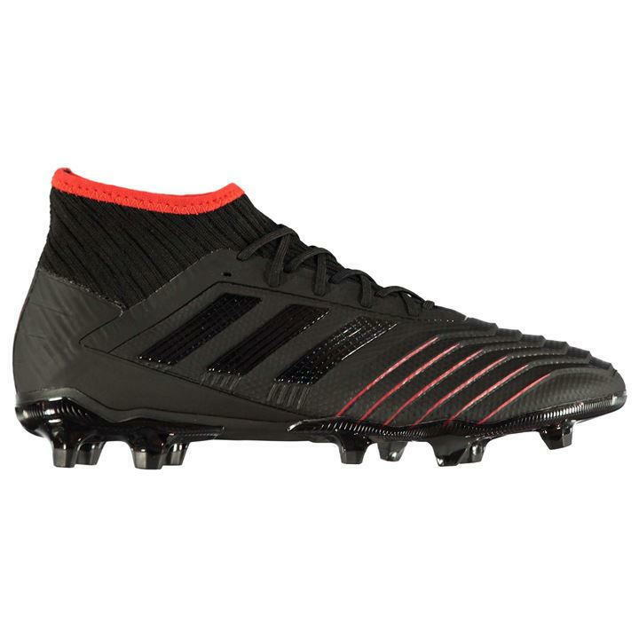 Adidas Predator 19.2 Mens FG Football Boots US 7 REF 177