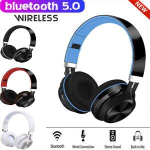 Bluetooth-Headphone-HiFi-Wireless-Headset-Noise-Cancelling-Stereo-Headset-Mic-RF