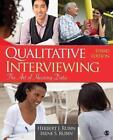 Qualitative Interviewing von Irene S. Rubin und Herbert J. Rubin (2011, Taschenbuch)