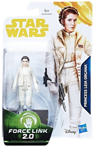 Star Wars Solo Wave 2 Princess Leia Hoth Movie 3.75 Inch