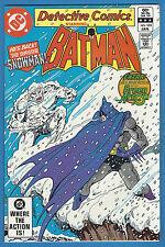 Detective 522 NM 1983 DC Batman Robin Green Arrow