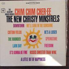 Chim Chim Cher-we The New Christy Minstrels LP Records Vinyl Album CS 9169