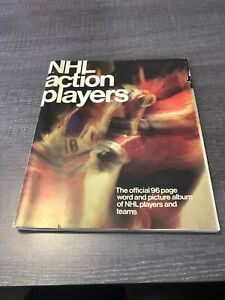 1974-Loblaws-NHL-Action-players-Album-Complete-Set-of-Players