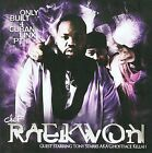 Only Built 4 Cuban Linx, Pt. 2 [Clean] by Raekwon (CD, Sep-2009, Ice H2O)