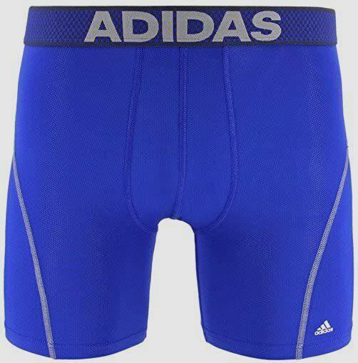 Mens adidas Climacool 2 Pair Boxer Brief Underwear Size M 5
