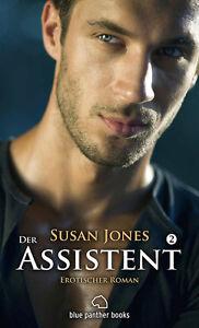 Der-Assistent-2-Erotischer-Roman-von-Susan-Jones-blue-panther-books