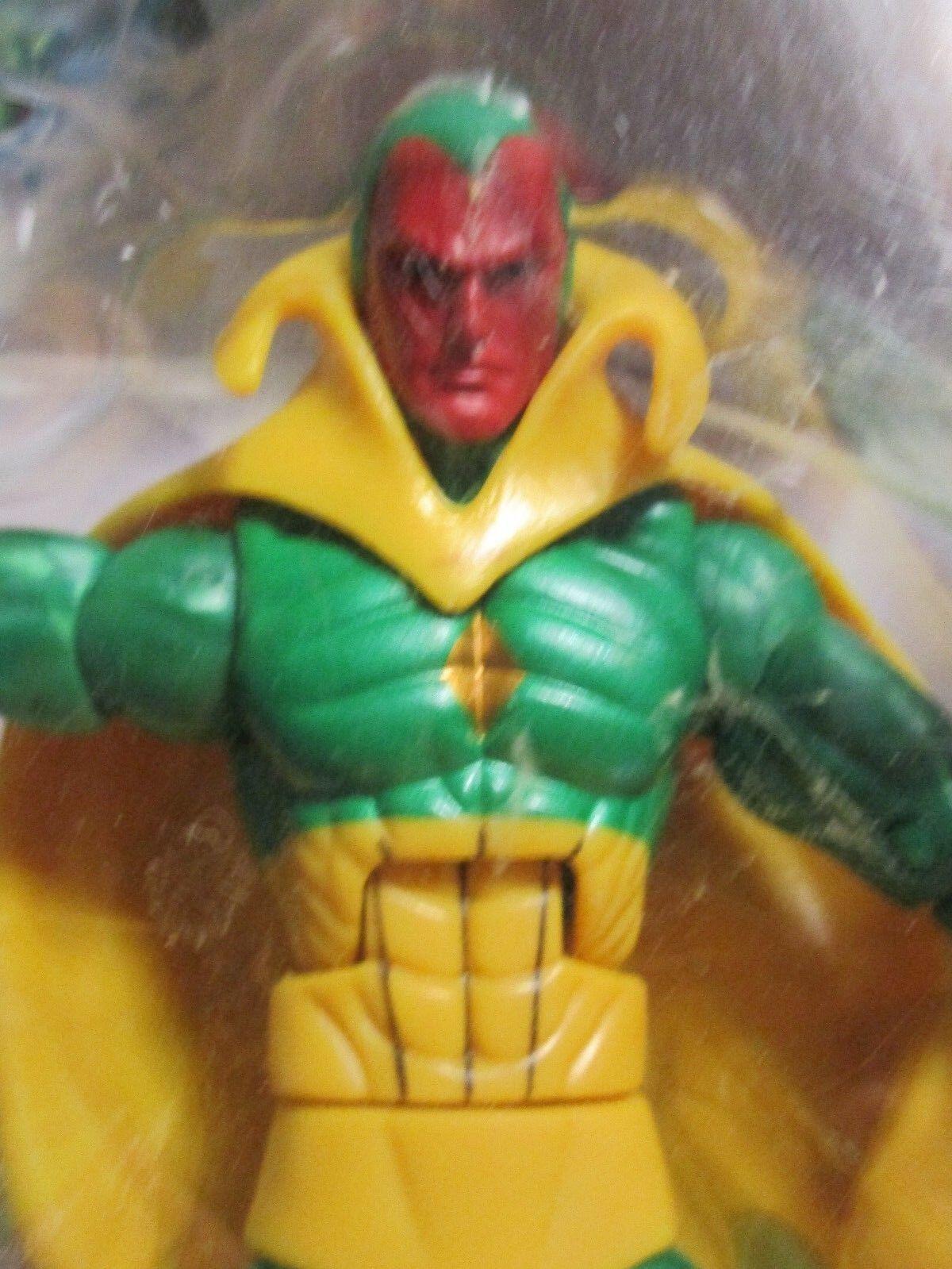 Marvel - legenden der vision - mip.      walmart exklusiver w   rechten bein von ares baf