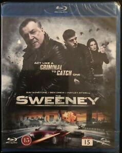 The-Sweeney-Blu-ray-New-And-Sealed