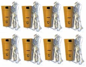 Beleuchtung Bar & Spirituosen Flaschenkorken Mit 8er Micro Led Lichterkette Warmweiß Inkl Batterien Super Verschiedene Stile