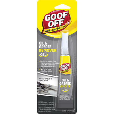 Goof Off Oil Amp Grease Remover Gel Works On Auto Grease